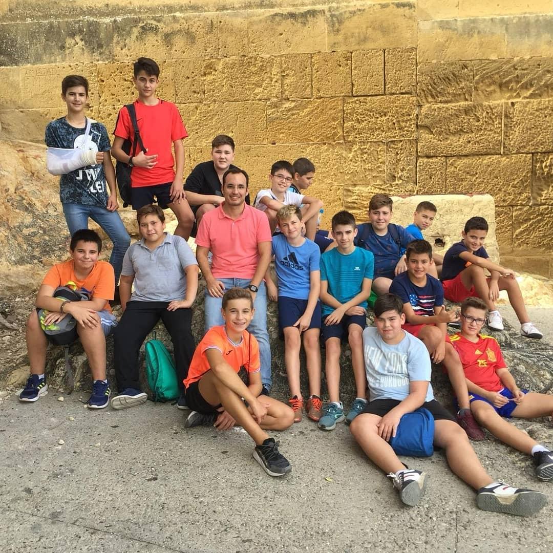 Excursión Castillo Almodovar