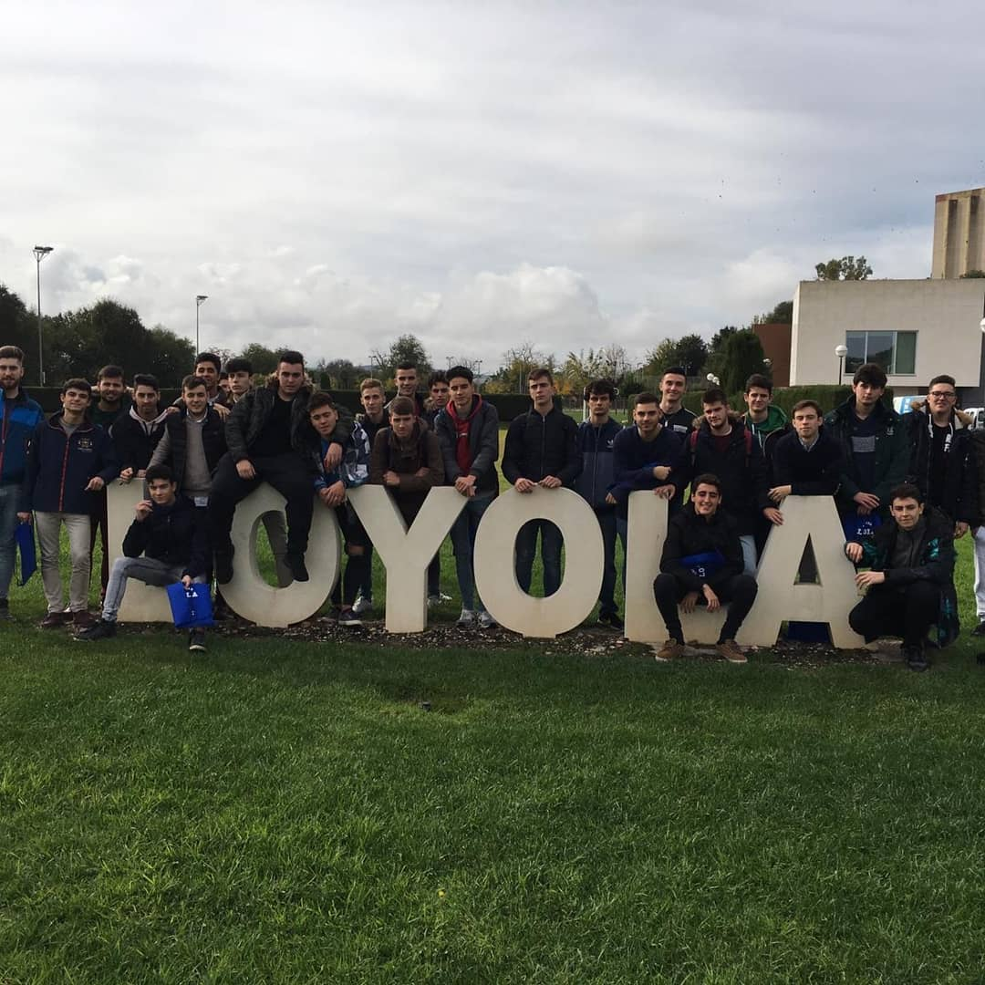Visita a la Universidad de Loyola