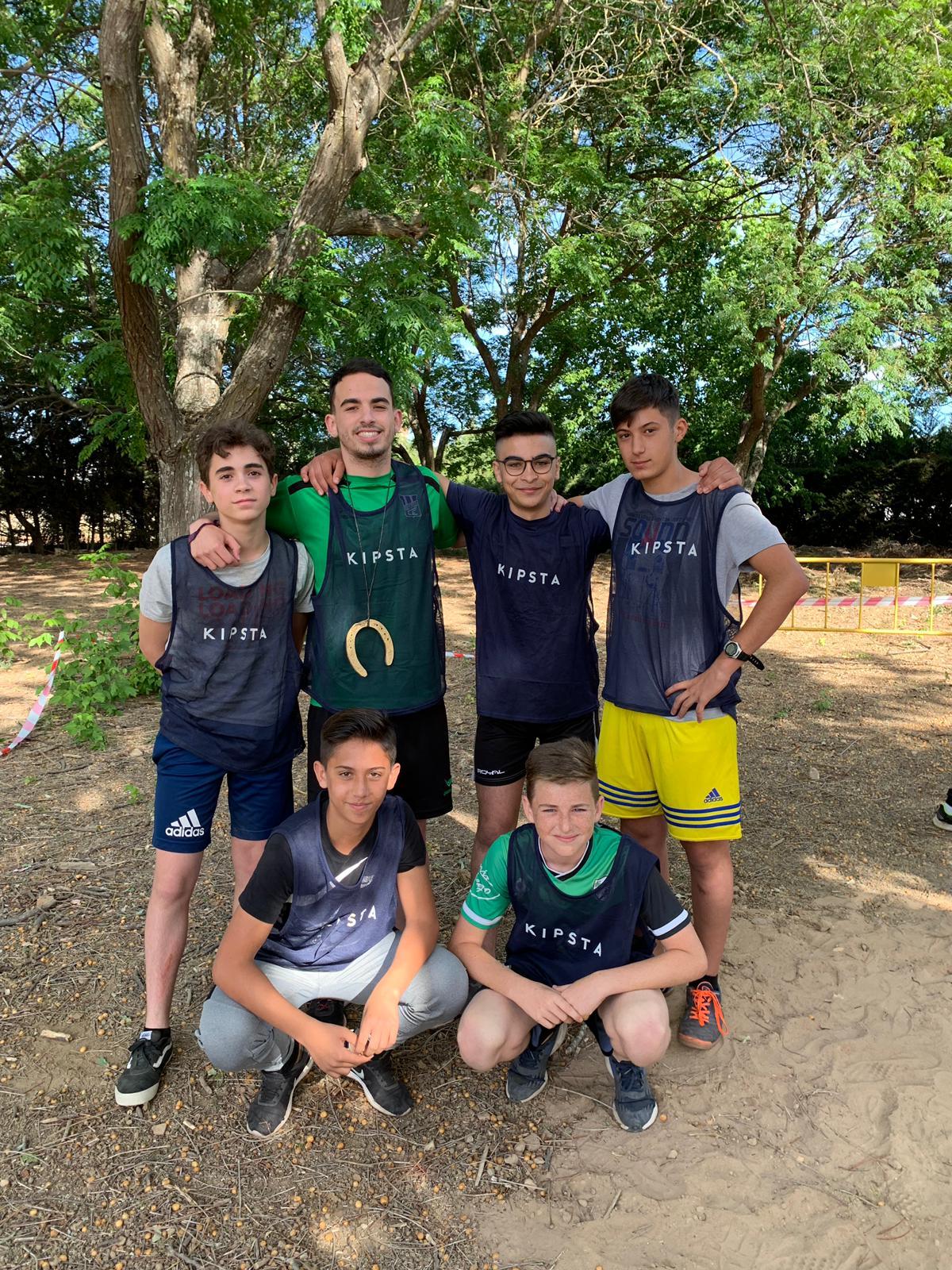 Los Juegos Rurales de Torrealba fueron un éxito