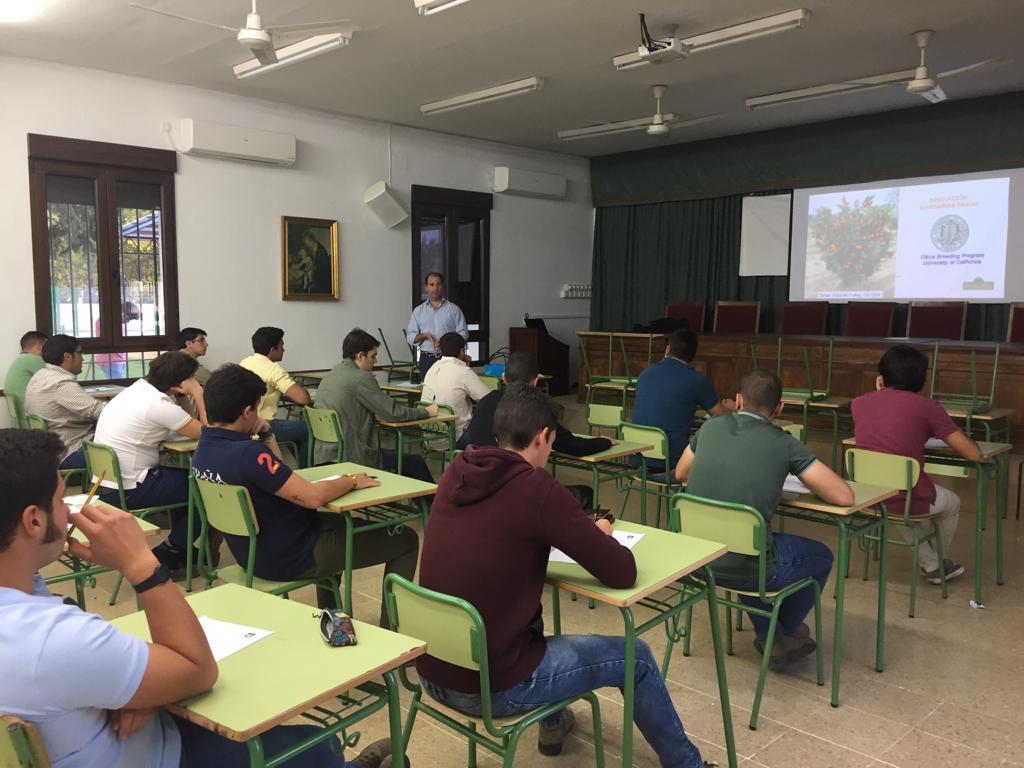 Enlaces de las reuniones telemáticas de inicio de curso para familias con alumnos en Ciclos formativos