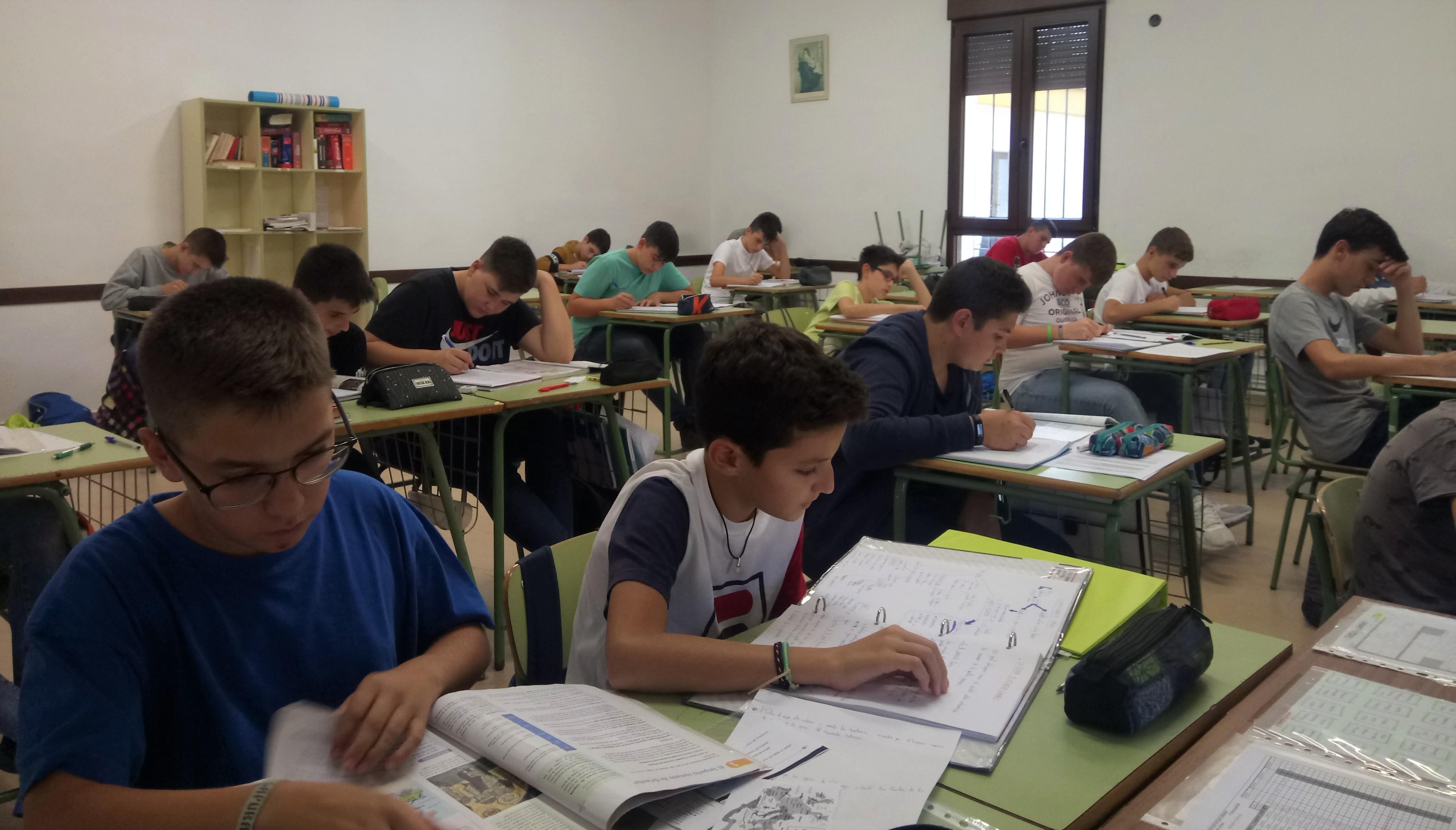 El estudio dirigido de Torrealba, una de las claves del éxito de nuestros alumnos