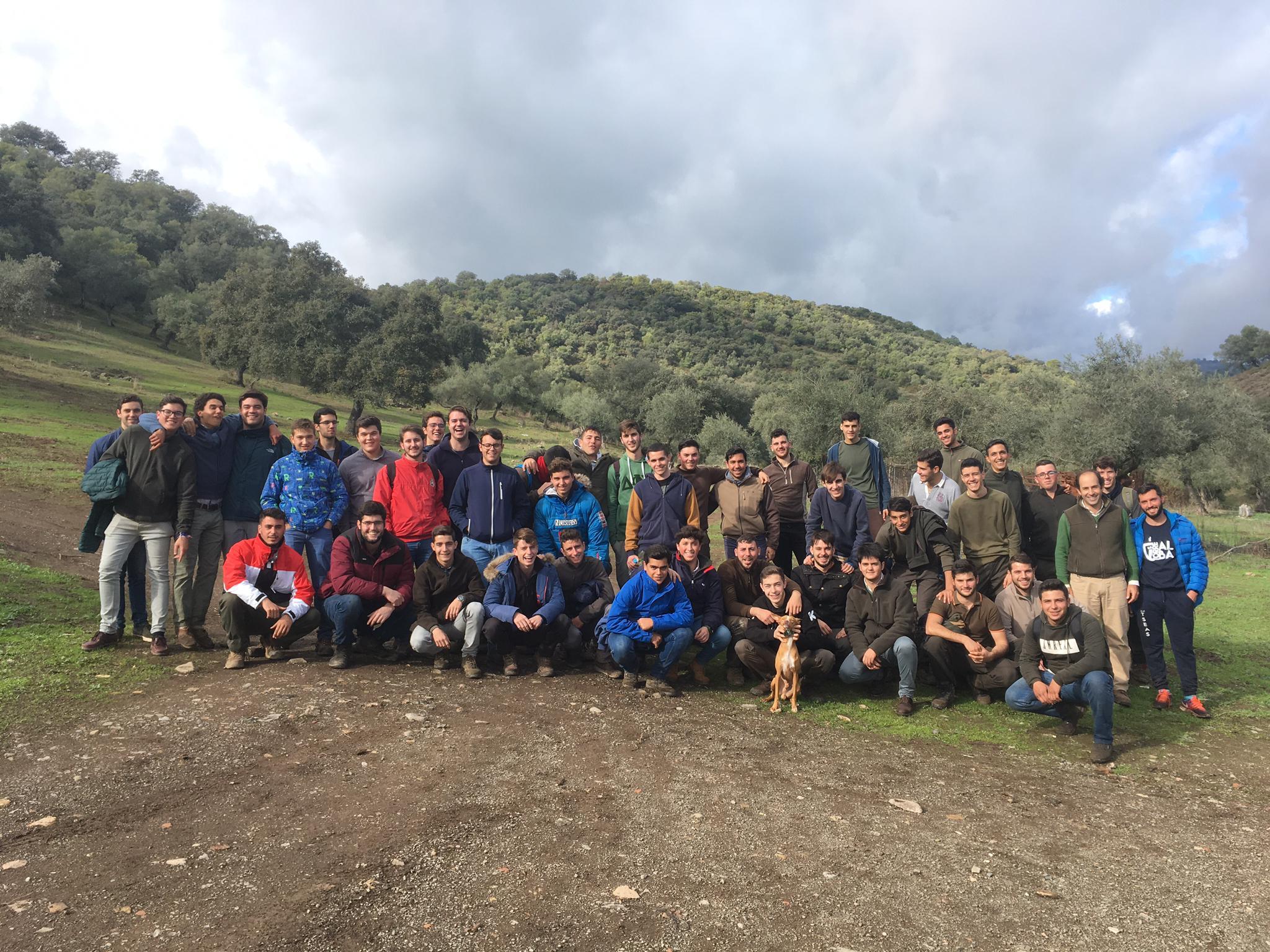 Día de convivencia en la Finca San Cebrián