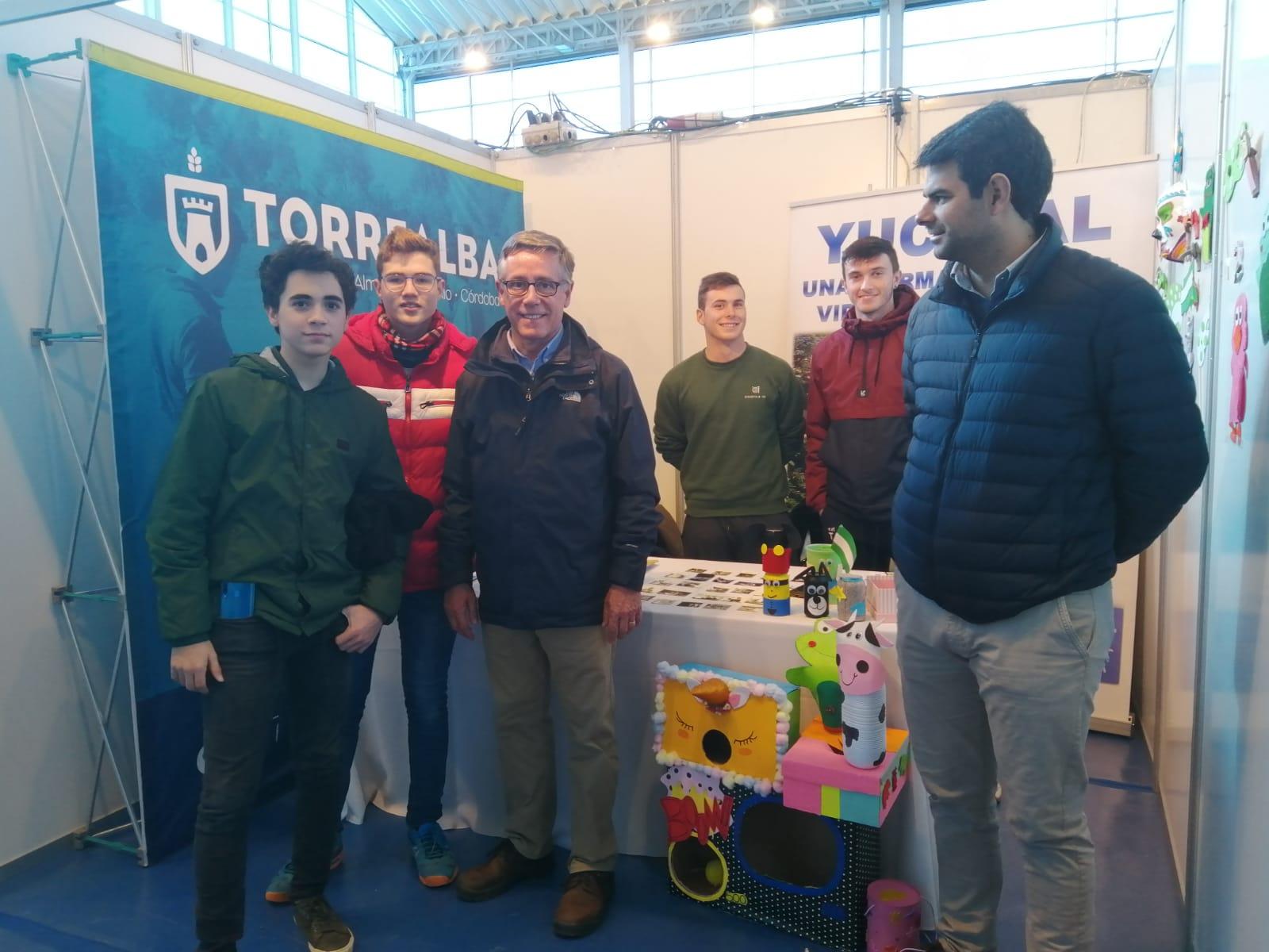 Torrealba participa en las Jornadas de Proyección Formativa Ágora, celebradas en La Carlota
