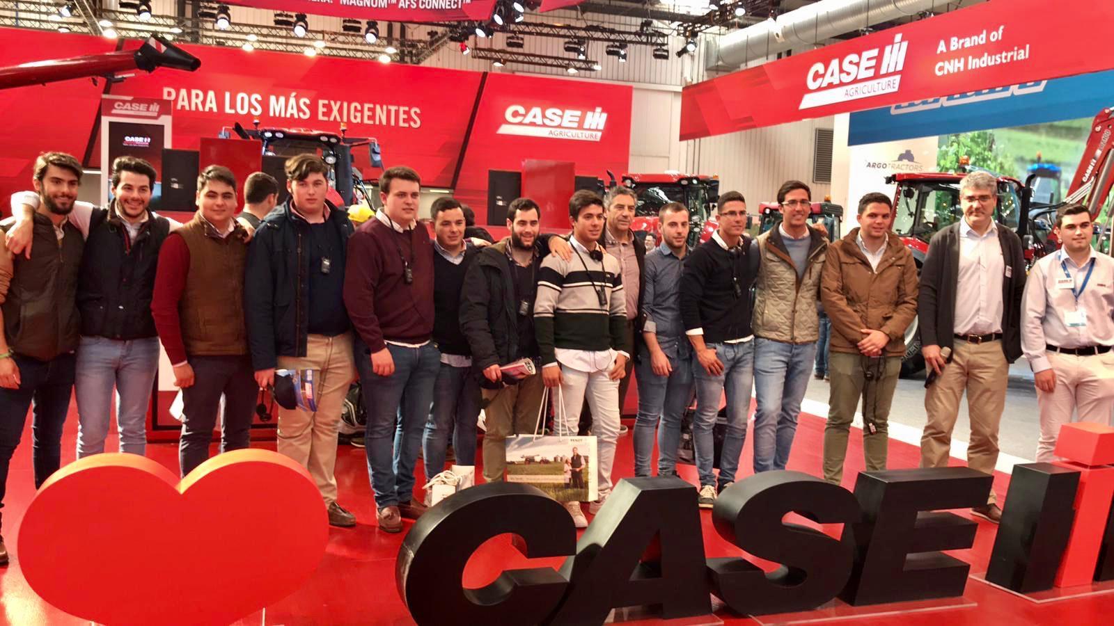 Torrealba, en la Feria Internacional de Maquinaria Agrícola de Zaragoza, FIMA 2020