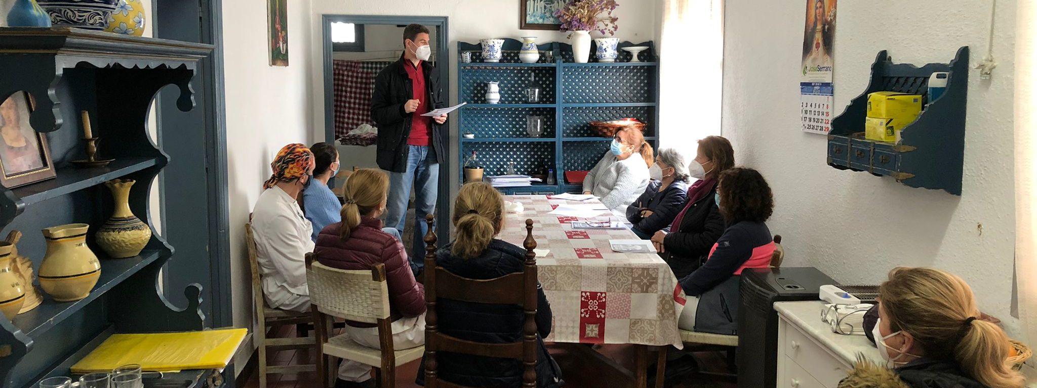 Todo el personal de cocina de Torrealba realiza con éxito el nuevo curso de manipulador de alimentos