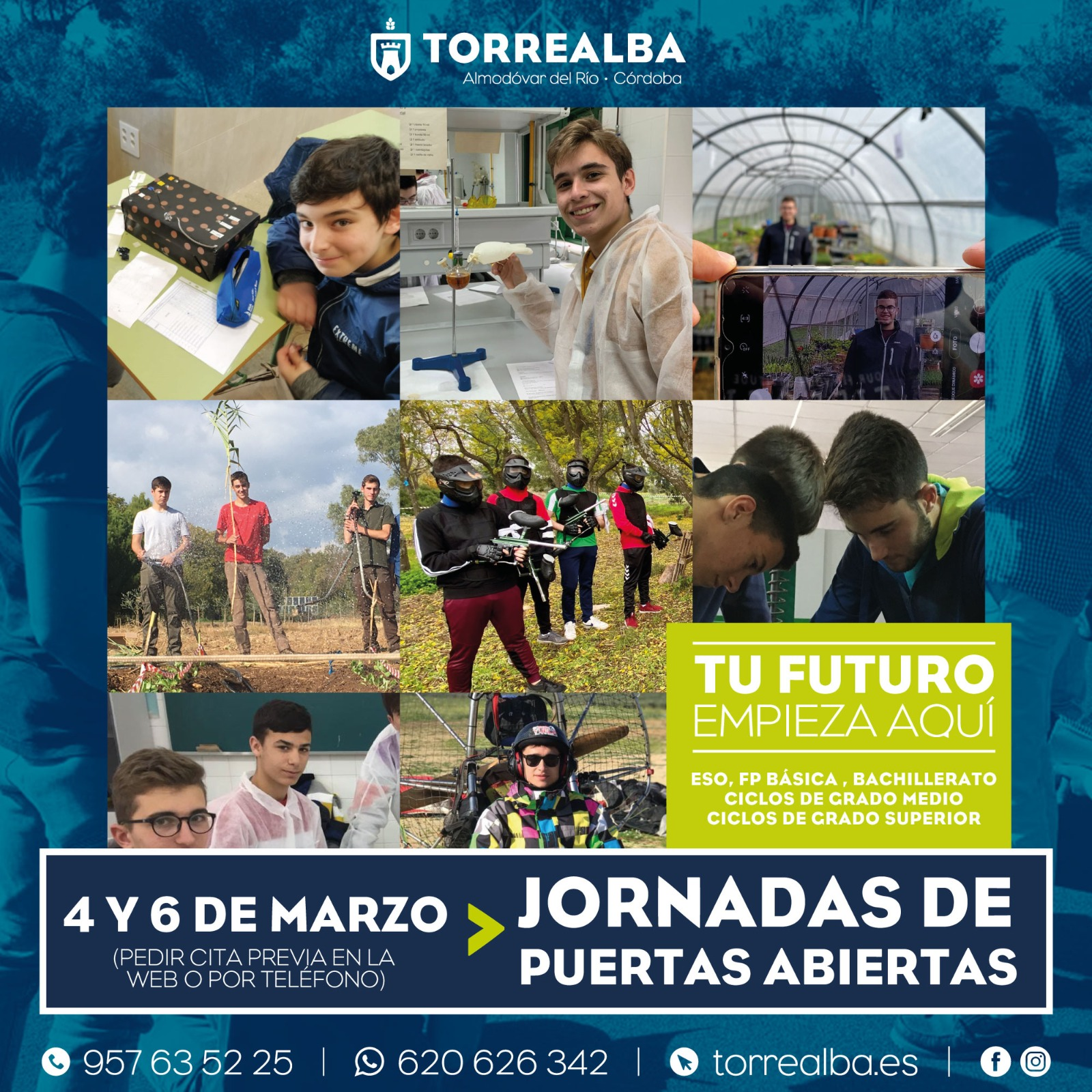 Ven a conocer Torrealba